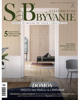 SaB/Stavebníctvo a bývanie máj / jún 2020
