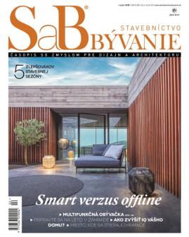 SaB/Stavebníctvo a bývanie máj / jún 2018