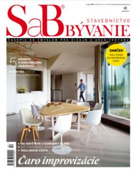 SaB/Stavebníctvo a bývanie máj/jún 2016