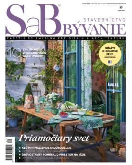 SaB/Stavebníctvo a bývanie máj / jún 2017