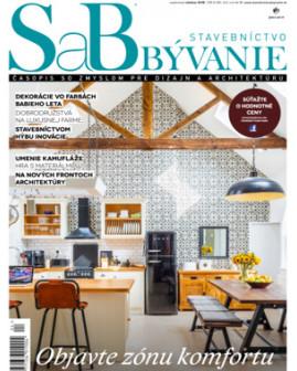 SaB/Stavebníctvo a bývanie september/október 2016