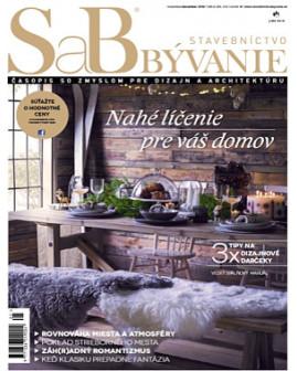 SaB/Stavebníctvo a bývanie november/december 2016