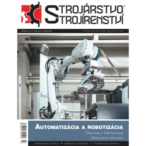 Strojárstvo/Strojírenství 3/2021
