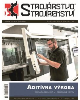 Strojárstvo/Strojírenství 5/2021