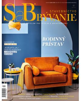 SaB/Stavebníctvo a bývanie september / október 2019