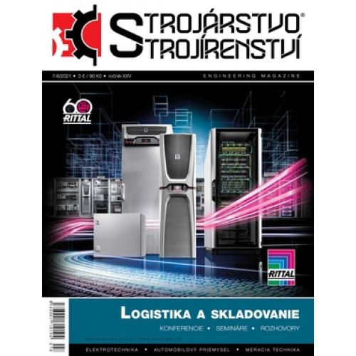 Strojárstvo/Strojírenství 7-8/2021
