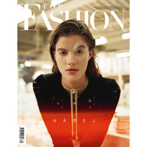 Top Fashion predplatné na rok (4 ks)