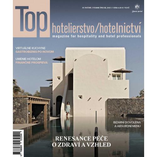 TOP HOTELIERSTVO / TOP HOTELNICTVÍ špeciálne vydanie 2021