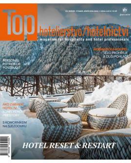 TOP HOTELIERSTVO / TOP HOTELNICTVÍ jeseň/zima 2020