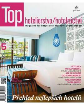 Top Hotelierstvo/Hotelnictví IX.