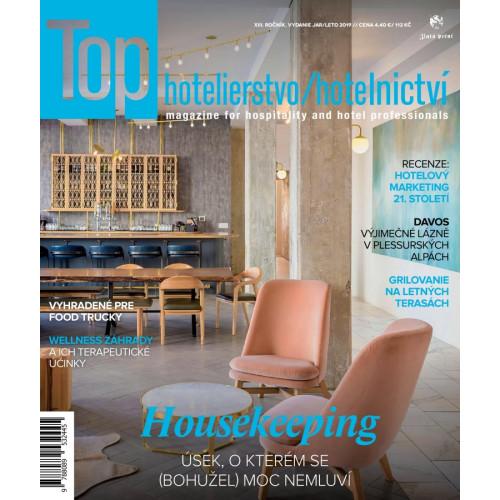 TOP HOTELIERSTVO / TOP HOTELNICTVÍ jar/leto 2019