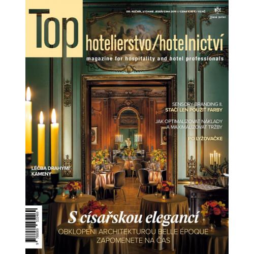 TOP HOTELIERSTVO / TOP HOTELNICTVÍ jeseň/zima 2019