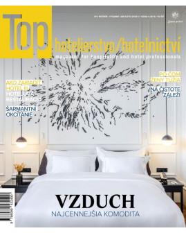 TOP HOTELIERSTVO / TOP HOTELNICTVÍ jar/leto 2020